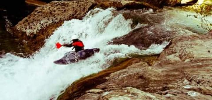 kayak en el Jucar