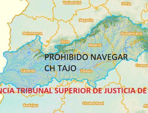 Sentencia desestimatoria del recurso contra la CH Tajo